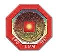 Maiabzeichen 1987 (6966361909).jpg