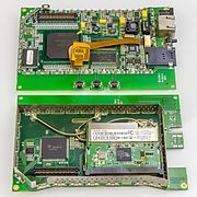 Mainboards of UMTS Router Surf@home II, o2-8333.jpg
