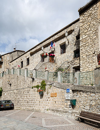 Bairols - The Town Hall