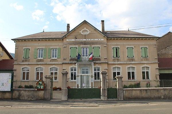 Photo de la ville Izenave