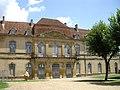 Mairie et abbaye de Saint-Sever-de-Rustan (Hautes-Pyrénées, France).JPG