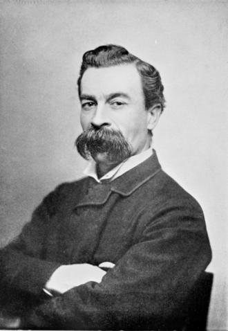 Harry Marshall Ward - Ward in 1895 (41 years old)