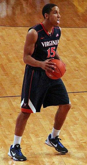 Malcolm Brogdon - Brogdon with the Virginia Cavaliers in 2014
