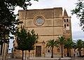 Mallorca-Porreres-Church Nostra Senyora de la Consolació-04.jpg