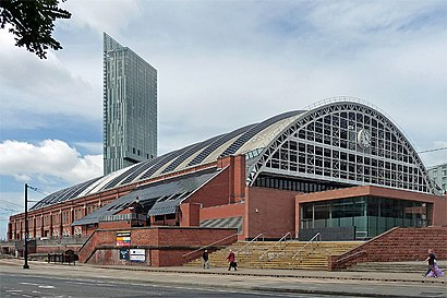 How to get to Manchester Central Convention Complex in North West by