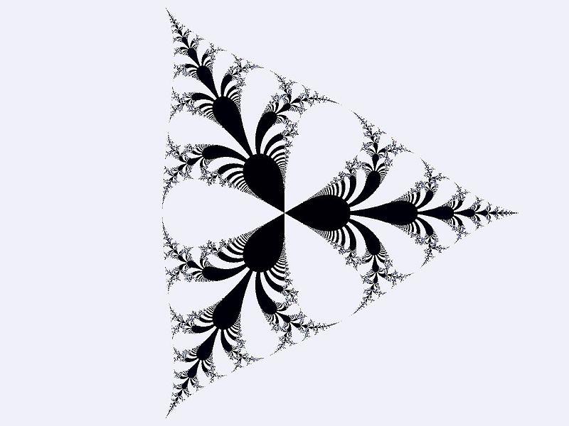 Geometria Sagrada - fractales - ondas (para dummy) - Página 2 800px-Mandel_EXP%28Z3_C3%29