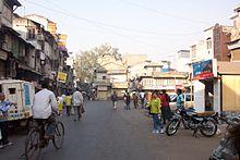 Manekchowk Food Market Ahmedabad Gujarat