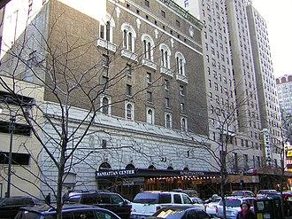 Manhattan Center - Winter afternoon