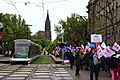Manifestation contre le mariage homosexuel Strasbourg 4 mai 2013 37.jpg
