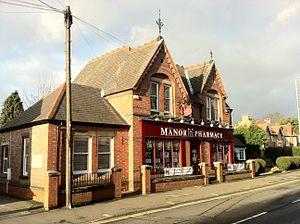 Arthur Brewill - Former Beeston Police Station