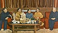 Mao Zedong, Dalai Lama and Panchen Lama.jpg