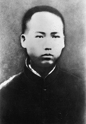 Mao Zedong - Mao Zedong in 1913