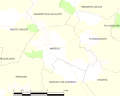Map commune FR insee code 32258.png