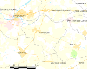 Map commune FR insee code 35264.png