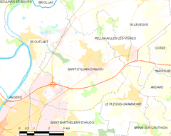Map commune FR insee code 49323.png