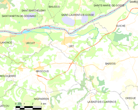 Map commune FR insee code 64546.png