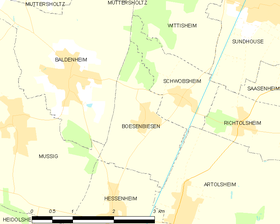 Map commune FR insee code 67053.png