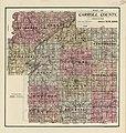 Map of Carroll County, Indiana. LOC 2013593192.jpg