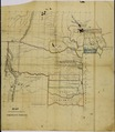 Map of Lands Assigned to Indians, Western Territory, ca. 1834 - NARA - 306588.tif