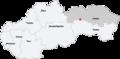 Map slovakia dolany (levoca).png