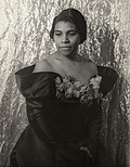 Jan. 7: Marian Anderson at the Met