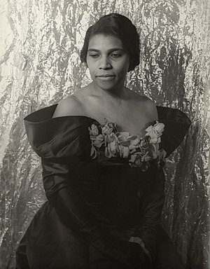 South Philadelphia native Marian Anderson was ...
