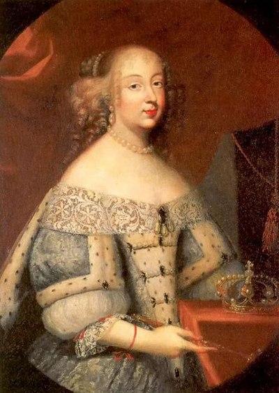María Juana Bautista de Saboya-Nemours