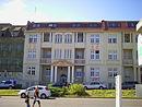 Bautengruppe, bestehend aus zwei Mietwohnhäusern