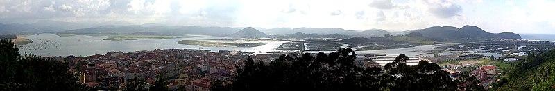 Archivo: Marismas de Santoña y Noja-Cantabria.jpg
