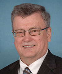 Mark Souder, official portrait, 111th Congress.jpg