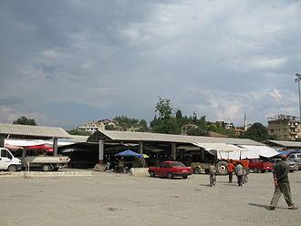Boyabat - Market of Boyabat