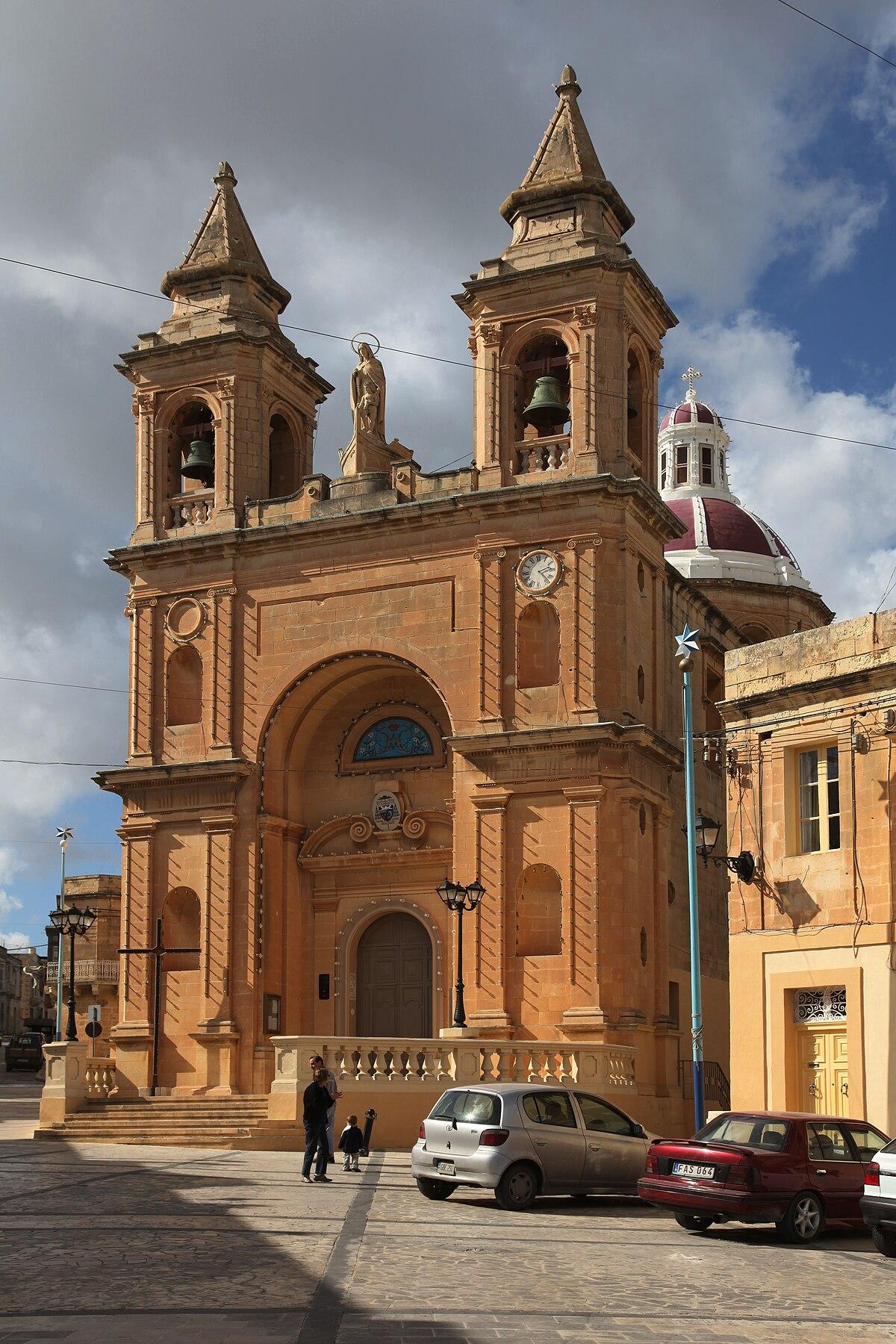 Parish Church Of Our Lady Of Pompei Marsaxlokk Wikipedia