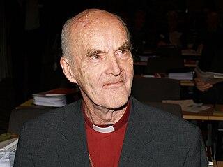 Martin Lönnebo Swedish clergyman (born 1930)