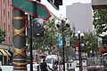 Marvel SDCC banners at the Gaslamp Quarter. (9277647294).jpg