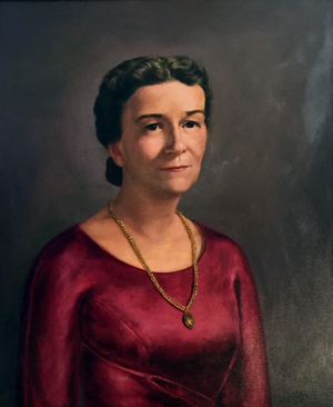 North Carolina Collection - Mary Lindsay Thornton became the North Carolina Collection's first curator in 1917.