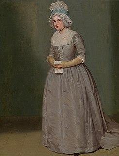 Mary Wells (actress) English actress