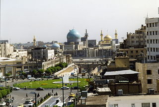 Mashhad, the holy shrine of Imam Reza (6209041600).jpg
