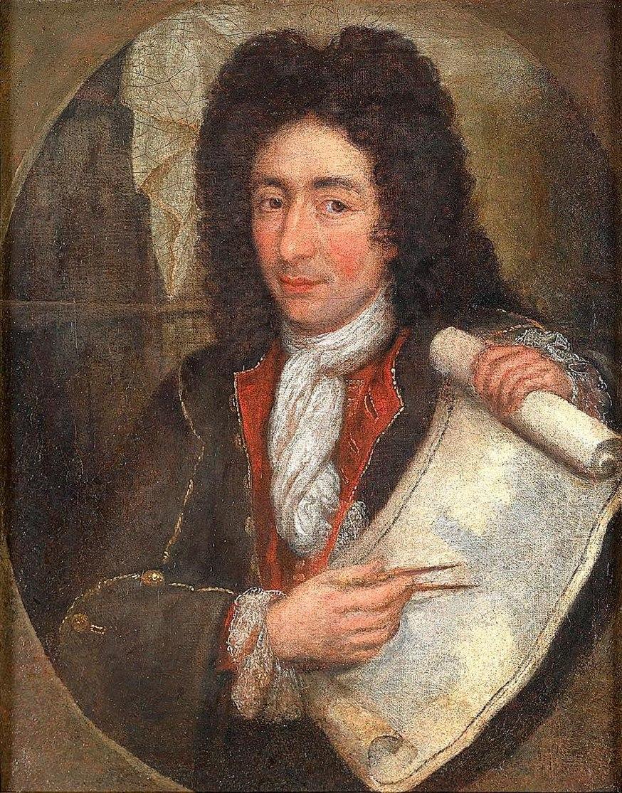 Portrait de l'ingénieur Claude Masse