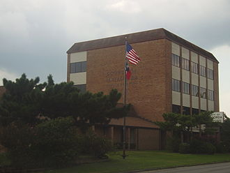 Matagorda County, Texas - Matagorda County Office Building