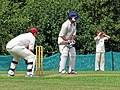 Matching Green CC v. Bishop's Stortford CC at Matching Green, Essex, England 41.jpg