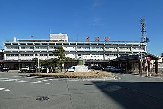 Matsusaka Station Railway station in Matsusaka, Mie Prefecture, Japan