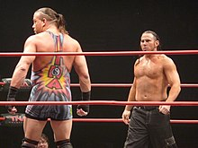 Matt Hardy vs RVD TNA