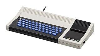 Mattel Aquarius Mattel Z80 home computer developed by Radofin