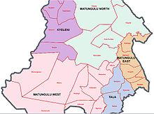 Matungulu Constituency Wikipedia