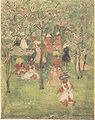 Maurice Prendergast (1858-1924) - Spring in Franklin Park (1895).jpg