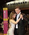 Mauricio Macri felicitó a las parejas ganadoras del Campeonato Mundial de Tango 2012 (7945797068).jpg