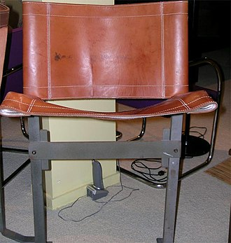 Max Gottschalk - Image: Max Gottschalk Bar stool 5