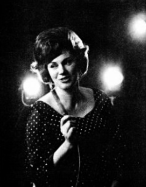 Maxine Brown (country singer) - Maxine Brown in 1967