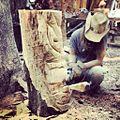 Mayte Almeida carving.jpg