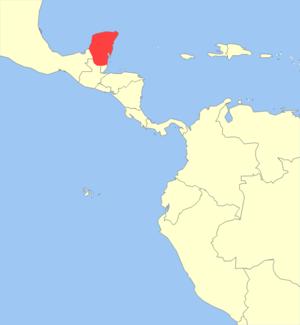 Yucatan brown brocket
